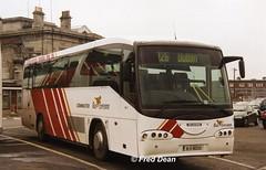 Bus Eireann SR7 (01D86930). (Fred Dean Jnr) Tags: buseireann sr7 01d86930 broadstonegaragedublin july2003 broadstone buseireannbroadstonedepot scania l94 irizar century