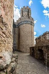 Manzanares el real castle (Lucien Schilling) Tags: manzanareselreal comunidaddemadrid spain es