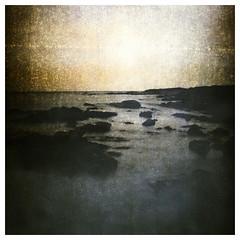 water on mars (Claudio Taras) Tags: hasselblad501cm panfplus rodinal rollfilm bokeh biancoenero bokehlicious mars medioformato mediumformat wave water rocks claudio contrasto taras acqua cielo mare spiaggia