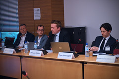 First session of the ITF Working Group on Drones in the Transport System (International Transport Forum) Tags: itf oecd internationaltransportforum drones transport integration innovation paris
