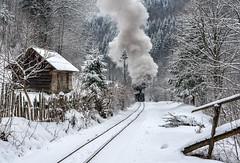 Valea Scradei (Kingmoor Klickr) Tags: gordonedgar romania carpathianmountains narrowgauge railway 764449 resita