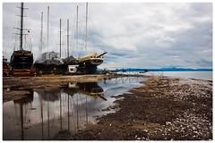 Yansıma (alperenyörük) Tags: photographers photography 600d canon nature ship boat sea türkevleri ören milas turkey