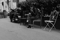 Shooting from the hip (mesutsuat) Tags: fujifilm xt20 xf 1855 f28 shooting from hip street photography istanbul turkey blackwhite bw black white sokak fotoğraf electronic shutter