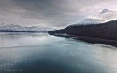 Valdez Bay (Katy on the Tundra) Tags: valdezalaska drone mavicpro