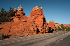 Red Rock (Aymeric Gouin) Tags: utah usa unitedstates etatsunis red rock redrock landscape paysage paisaje landschaft nature rocher rouge desert travel voyage fujifilm xt2 aymgo aymericgouin