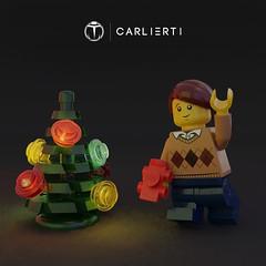 Short film coming soon (CARLIERTI) Tags: blender mecabricks animation short film lego render