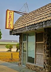 Cafe, Crescent City, CA (Robby Virus) Tags: crescentcity california ca northcoast