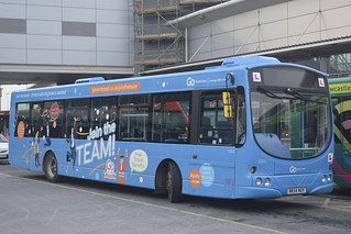 5202 NK54 NUV Go North East