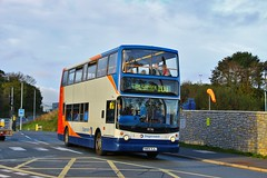 Stagecoach South West 18136 KN04XJL - Derriford Hospital (KA Transport Photography) Tags: stagecoach south west 18136 kn04xjl derriford hospital