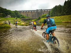 Karen_River_Crossing (trivjt) Tags: mtb wales trans cambrian outdoors cycling bikedoctor bike doctor