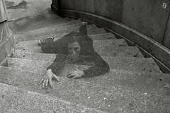 "Proyecto ""ciudad MALDITA"" (5/15) (nieves.valderrama) Tags: blackandwhite blackandwhiteperfection blackandwhitephotography blacknwhite bnw bw bwphotography city composition conceptualart contrast doubleexposure finalproject madrid malditaciudad monochrome multipleexposure nofilter personalproject photoshoot picoftheday storytelling town visualstory"