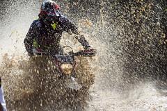 In the River (jaocana76) Tags: enduro motocross carreras piloto sanroque campodegibraltar jaocana76 canoneos7d canon100400 carrerademotos sports deporte