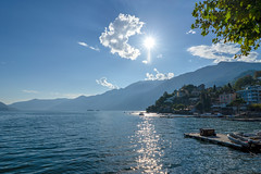 Sunlight over Lake Maggiore (Bephep2010) Tags: 2018 7markiii alpha ascona berg blätter himmel ilce7m3 sel075uwc sel28f20 schweiz see sommer sonne sonnenlicht sony switzerland tessin ticino uwc wolke cloud lake leaves mountain sky summer sun sunlight ⍺7iii ch