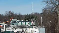 Hidden Antenna (blazer8696) Tags: 2019 baldwinplace ecw mahopac ny newyork t2019 usa unitedstates antenna camouflage cell cellular disguise flag pole tower dscn4320 maintenance mobile phone telephone rteus006
