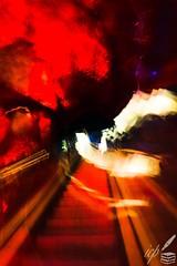 Fire (ioannis_papachristos) Tags: vertigo feeling impression digital mirrorless eosm50 canon science evolution minerals geology artistic art greek british english britain england unitedkingdom uk southken southkensington london papachristos blur moving motion darwin history natural museum naturalhistorymuseum naturalhistory earthhall hall earth earthquakes earthquake volcano volcanoes red fire abstract