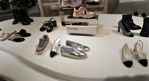 Chanel Shoes at Nordstrom Salon Shoes