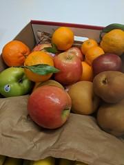 IMG_20181207_082503 (earthdog) Tags: 2018 googlepixel pixel androidapp moblog cameraphone work office food edible fruit orange apple