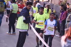 Vasai-Virar Marathon 2018 - VIVA Collage Employees