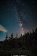 (C.H.Diegel Photography) Tags: astrophotography milkyway smugglersnotch vermont greenmountains greenmountainstate newengland