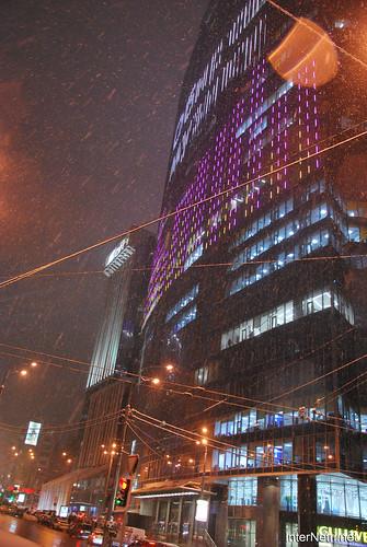 Засніжений зимовий Київ 317 InterNetri.Net Ukraine