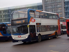 Stagecoach ADL Enviro 400 (ADL Trident 2) 19706 AE60 JTO (Alex S. Transport Photography) Tags: bus outdoor road vehicle stagecoach stagecoacheast stagecoachcambus adltrident adlenviro400 enviro400 e400 adltrident2 route9a 19706 ae60jto citi