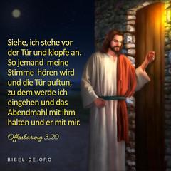 Offenbarung 3,20 (bibel online) Tags: christian glauben leben endtimes liebe heil fotodestages gottistgut bibel amen weisheit anbetung schrift