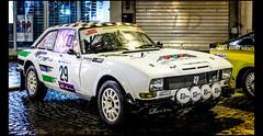 Peugeot 504 Coupe V6 (1975) (Laurent DUCHENE) Tags: legendboucles car 2018 automobile automobiles auto classiccar youngtimer motorsport rallye rally rallycar rallyevent historicrally peugeot 504 coupe v6