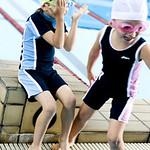 子ども用水着の写真