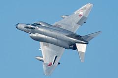 JASDF F-4E 37-8315 302 Squadron (Vortex Photography - Duncan Monk) Tags: jasdf japan japanese air self defence force hyakuri ab airbase ibaraki f4 f4e phantom 378315 302 squadron aviation military aircraft jet topside