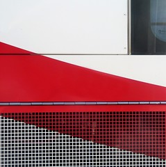samtranstract (msdonnalee) Tags: bus transportation busdetail abstractreality abstract samtrans