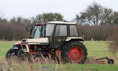 David Brown Case 1490 tractor (Nivek.Old.Gold) Tags: david brown case 1490 tractor