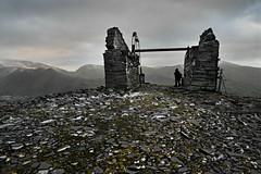 Dinorwic Exposure (PentlandPirate of the North) Tags: snowdonia gwynedd northwales dinorwic slate quarry dinorwig