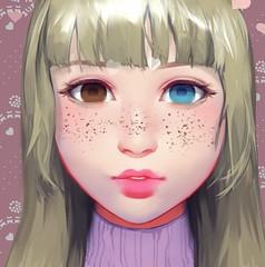 [ Kawaii-Hime ] (KawaiiJaysus) Tags: kawaii portrait