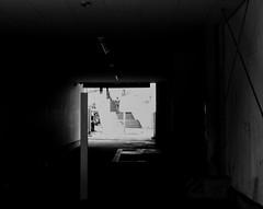 (takashi ogino) Tags: pentax q7 digital justpentax bw people blackandwhite monochrome 01standardprime stairs