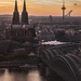 Cologne Sunsets