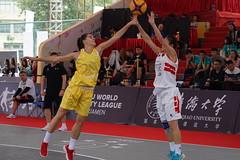 3x3 FISU World University League - 2018 Finals 315 (FISU Media) Tags: 3x3 basketball unihoops fisu world university league fiba