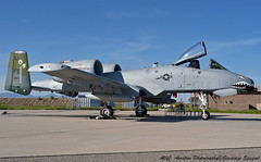 A-10C 78-0597 74thFS 23rdWG ACC Moody AFB, GA (Maverick 31ATSG) Tags: a10c warthog thunderboltii 780597 74thfightersquadron 23rdwing aircombatcommand moodyafb usaf davismonthanafb 355thfighterwing arizona