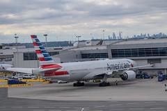 N774AN                    B777-223(ER)          American Airlines (Gormanston spotter) Tags: b777200 johnfkennedyinternationalairport kennedyairport nyc airtrain boeing avgeek queens jfk 2018 gormanstonspotter b777223er americanairlines n774an