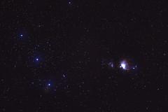 Orión (José M. Arboleda) Tags: astronomía constelación orión cúmulo estelar estrella alnitak alnilam mintaka nebulosa cielo ioptron skytracker popayán colombia canon eos 5d markiv ef70200mmf4lisusm josémarboledac