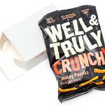 Well and Truly - Knusprige Mais-Snacks mit geräucherter Paprika aus dem fünften Türchen des veganen Foodist Active Adventskalenders thumbnail