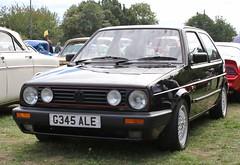 G345 ALE (2) (Nivek.Old.Gold) Tags: 1990 volkswagen golf 3door 1272cc