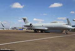 Royal Air Force Sentinel R.1 ZJ692 (birrlad) Tags: fairford ffd riat airshow display static airforce military zj692 bombardier bd7001a10 sentinel r1 glex raf