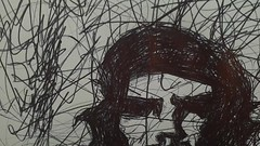 Che Guevara Original Drawing for Sale - Ben Heine Art (Ben Heine) Tags: art cheguevara che originalart originaldrawing artwork charcoal artstudy paper avendre artforsale dessin drawing artiste artist benheine portrait illustration coolandaffordableoriginalsforsale benheinart expressive expressionism ballpointpen ballpointart bic