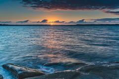 Start of a new day on the Lake (Merrillie) Tags: daybreak daylight sunrise nature australia newsouthwales lake morning gorokan marsh earlymorning nsw tuggerahlake wetland tuggerahlakes landscape wavedominatedbarrierestuary sky coastal pipeclaypoint outdoors waterscape estuary centralcoast water dawn