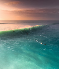 Wave (ThibaultPoriel) Tags: surf drone vague latorche bretagne brittany sea ocean seascape