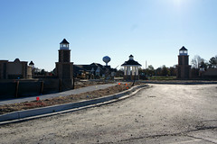 The Start of Four Seasons Community (Throwingbull) Tags: stevensville kent island md maryland eastern shore four seasons community adult k hovnanian construction