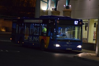 Another low light attempt / Go North East 5281 NK07 KPR