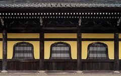 Temple wall (Tim Ravenscroft) Tags: architecture facade hondo temple nanzenji kyoto japan hasselblad hasselbladx1d