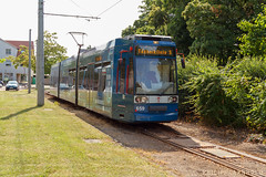 MGT6D 659 Linie 5 Bad Dürrenberg (IMG_4404-2) (philipp138) Tags: mgt6d überlandbahn strasenbahn duewag adtranz dwa dürrenberg