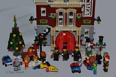 Happy Christmas (359/365) (Tas1927) Tags: 365the2018edition 3652018 day359365 25dec18 lego minifigure minifig